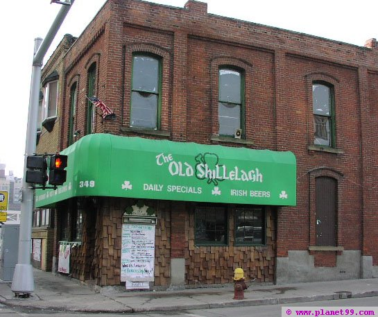 Old Shillelagh , Detroit