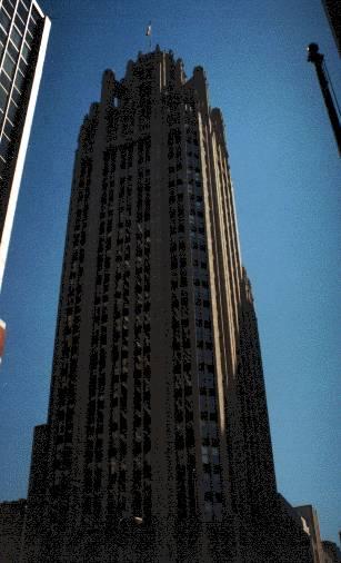 Tribune Building , Chicago