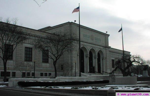 Detroit Institute of Arts , Detroit