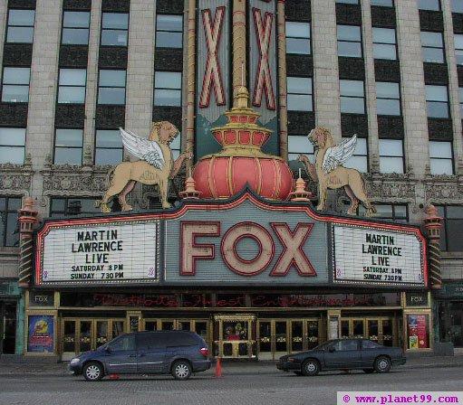 Fox Theater Mi: Detroit, USA - SkyscraperCity