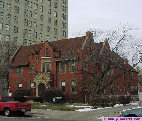Children's Museum , Detroit
