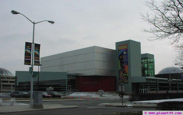 Detroit Science Center , Detroit