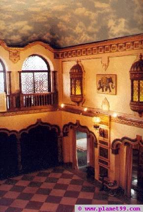 Fisher Mansion , Detroit