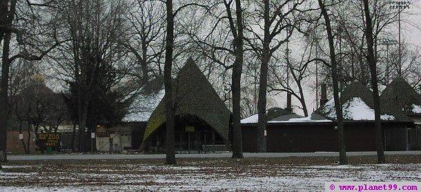 Belle Isle Zoo , Detroit
