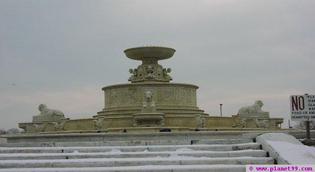 Scott Fountain , Detroit