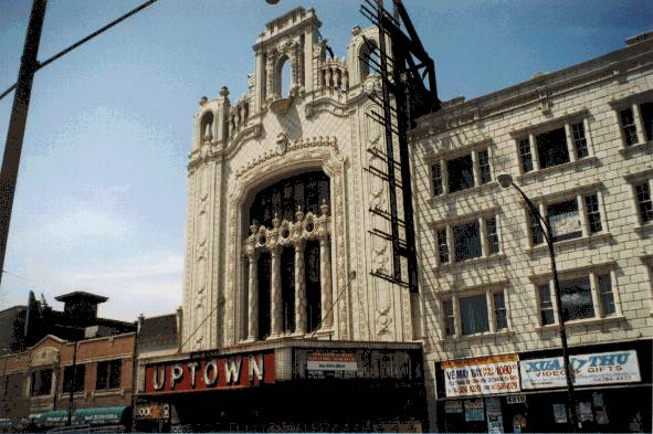 Chicago , Uptown Theater