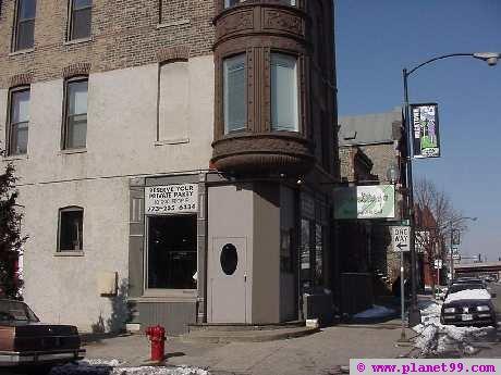 Meritage Cafe  , Chicago