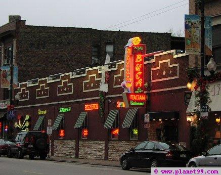 Buca di Beppo , Chicago