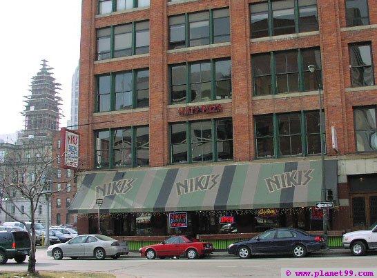 Niki's , Detroit