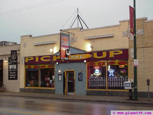 Pick Me Up Cafe , Chicago