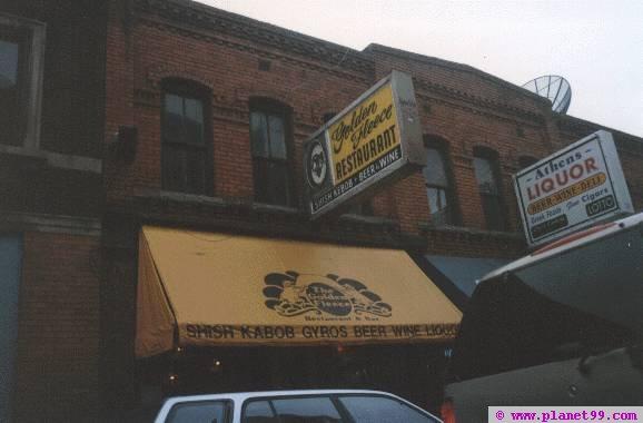 Detroit , Golden Fleece