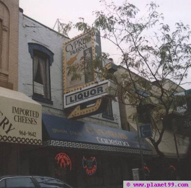 Detroit , Cyprus Taverna