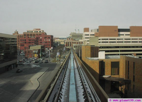 Detroit People Mover , Detroit