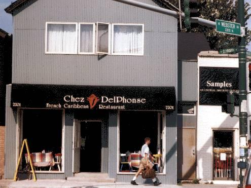 Chez Delphonese  , Chicago