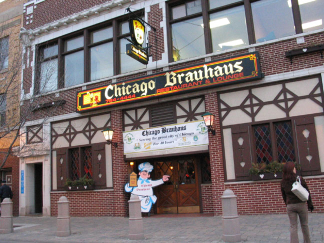 Chicago Brauhaus , Chicago
