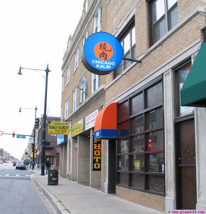 Chicago , Chicago Kalbi Korean