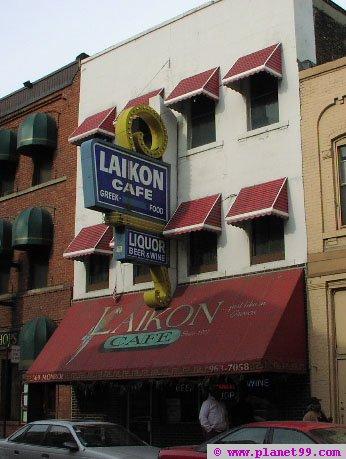 Laikon Cafe , Detroit