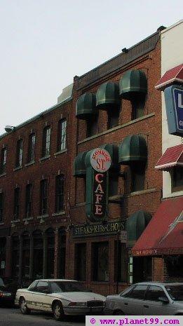 Monroe Street Cafe , Detroit