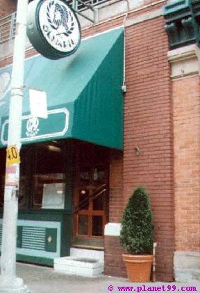 Detroit , Olympia Greek Restaurant