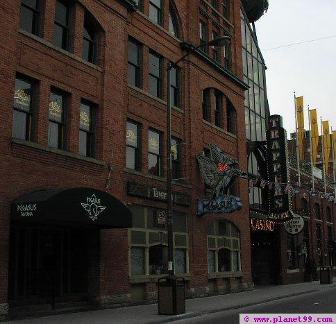 Pegasus Taverna , Detroit