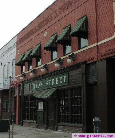 Union Street , Detroit