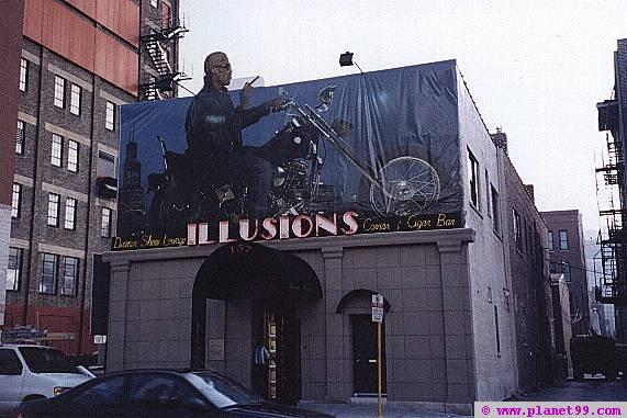 Illusions  , Chicago