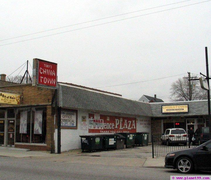 Chinatown Restaurant , Chicago