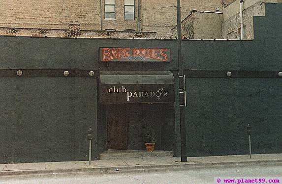 Chicago , Club Paradox