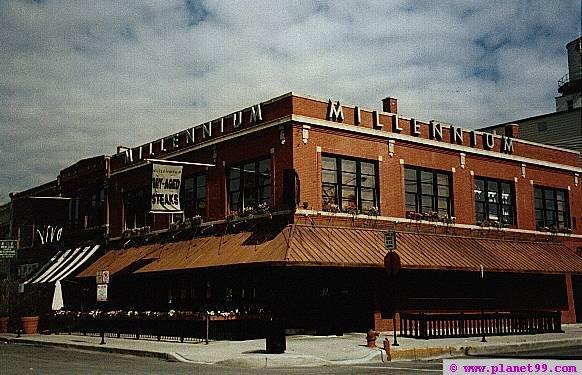 Millenium  , Chicago