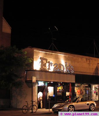 Frank's , Chicago