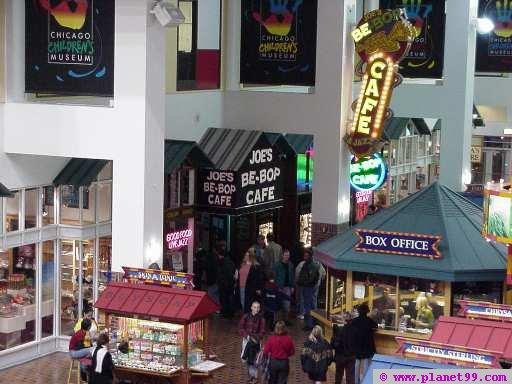Chicago , Joe's Be-Bop Cafe