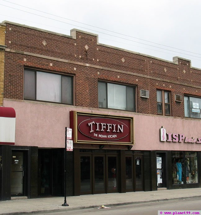 Tiffin , Chicago