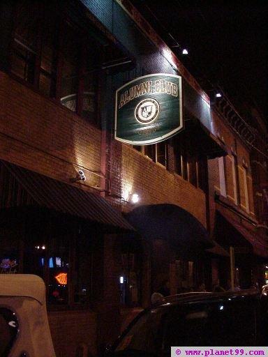 Alumni Club  , Chicago