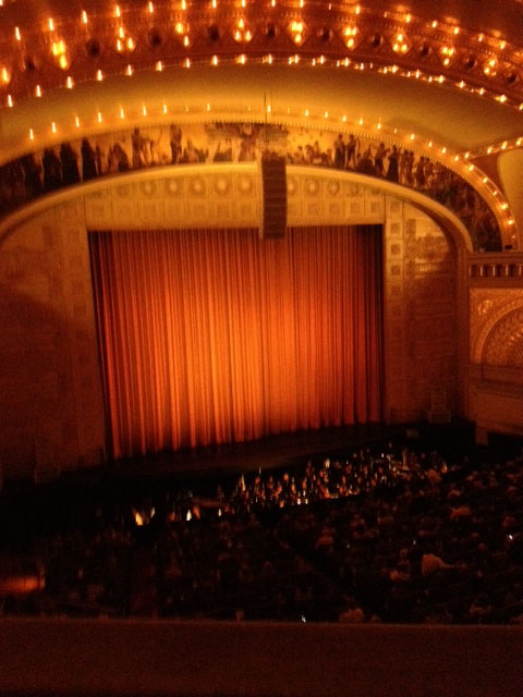 Auditorium Theatre , Chicago