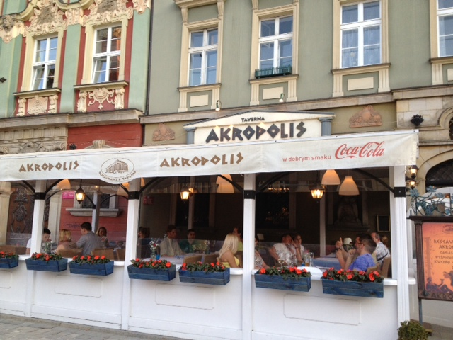 Wroclaw akropolis with photo via planet99 guide to for Akropolis greek cuisine merrillville in