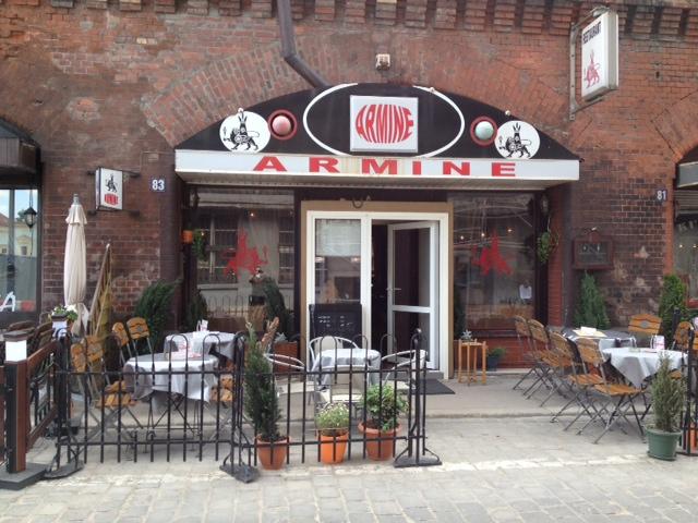 Armine Restauracja, Wroclaw