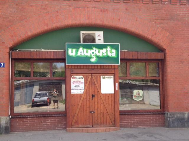 U Augusta Bar, Wroclaw