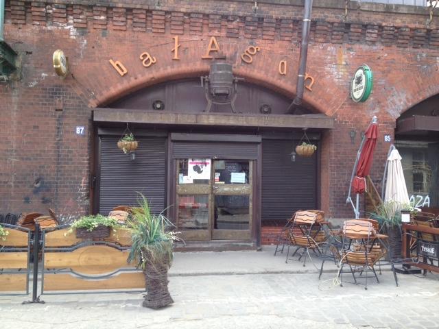 Balagan Klub, Wroclaw