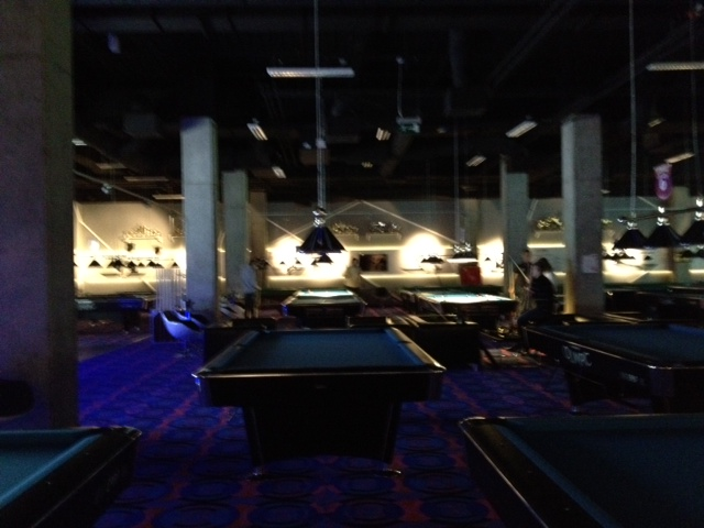 Bandaclub Pool Hall, Wroclaw
