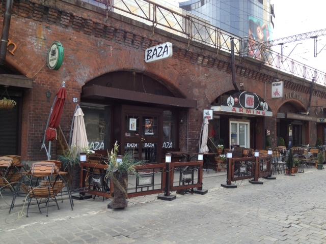 Baza Pub, Wroclaw