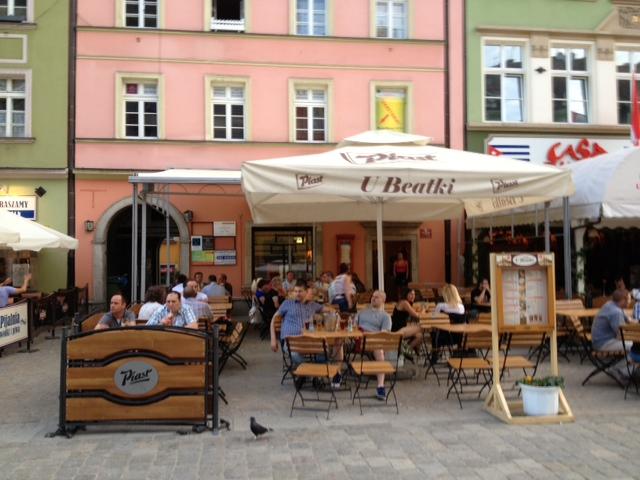 U Beatki Bar, Wroclaw