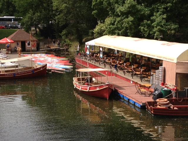 Boat Bar, Wroclaw