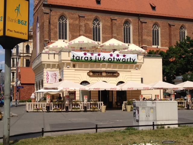 Cafe Borowka, Wroclaw