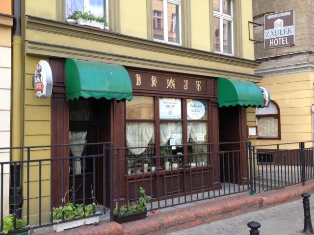 Brajt Restauracja, Wroclaw