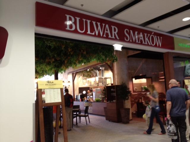Bulwar Smakow, Wroclaw