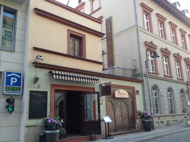 Casablanca, Wroclaw
