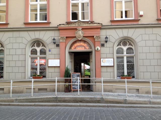 Casus Restauracja, Wroclaw