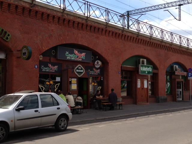 Cesky Raj, Wroclaw