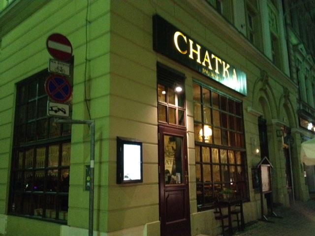 Chatka, Wroclaw