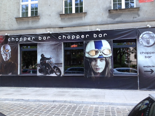 Chopper Bar, Wroclaw